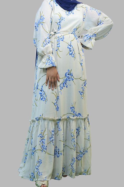 Floral Max Dress