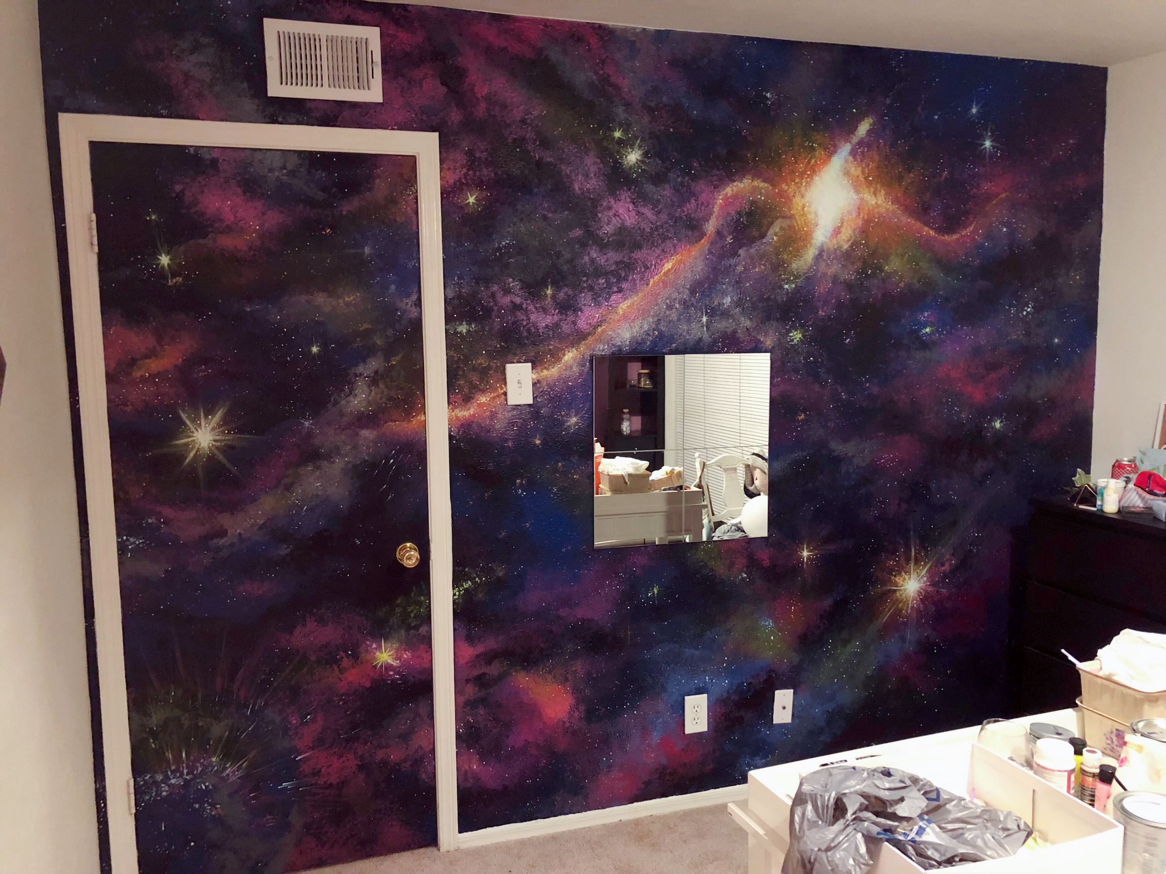 Galaxy Wall - Dallas, TX
