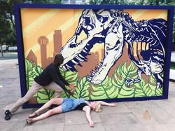 Tyrannosaurus Takeover