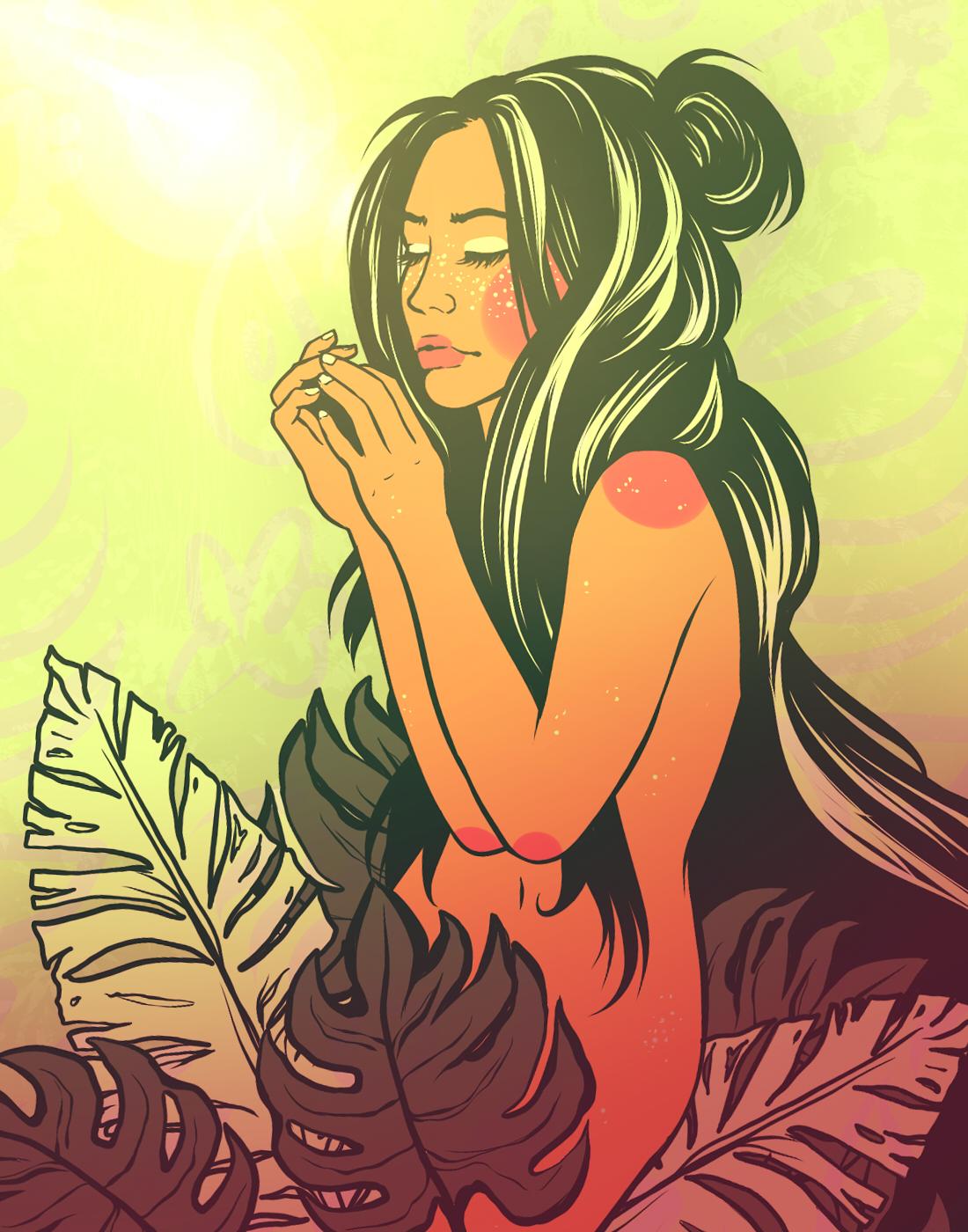 Earth Goddess