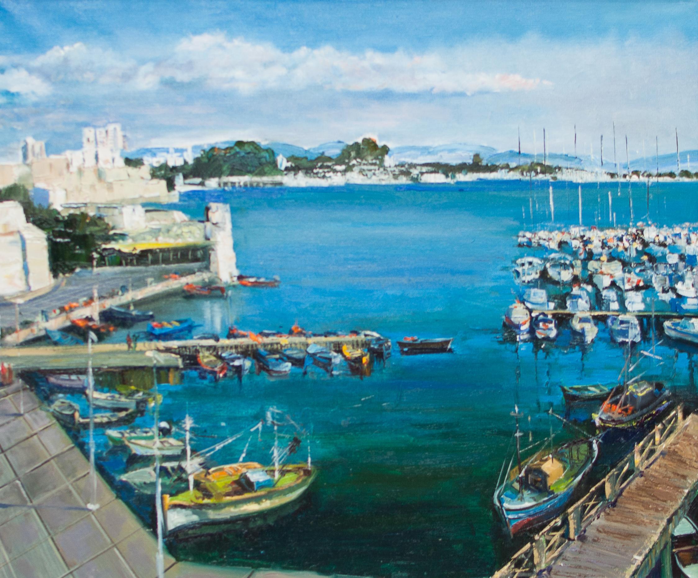 Порт Акко (Израиль) 50 ×60 - 10 000