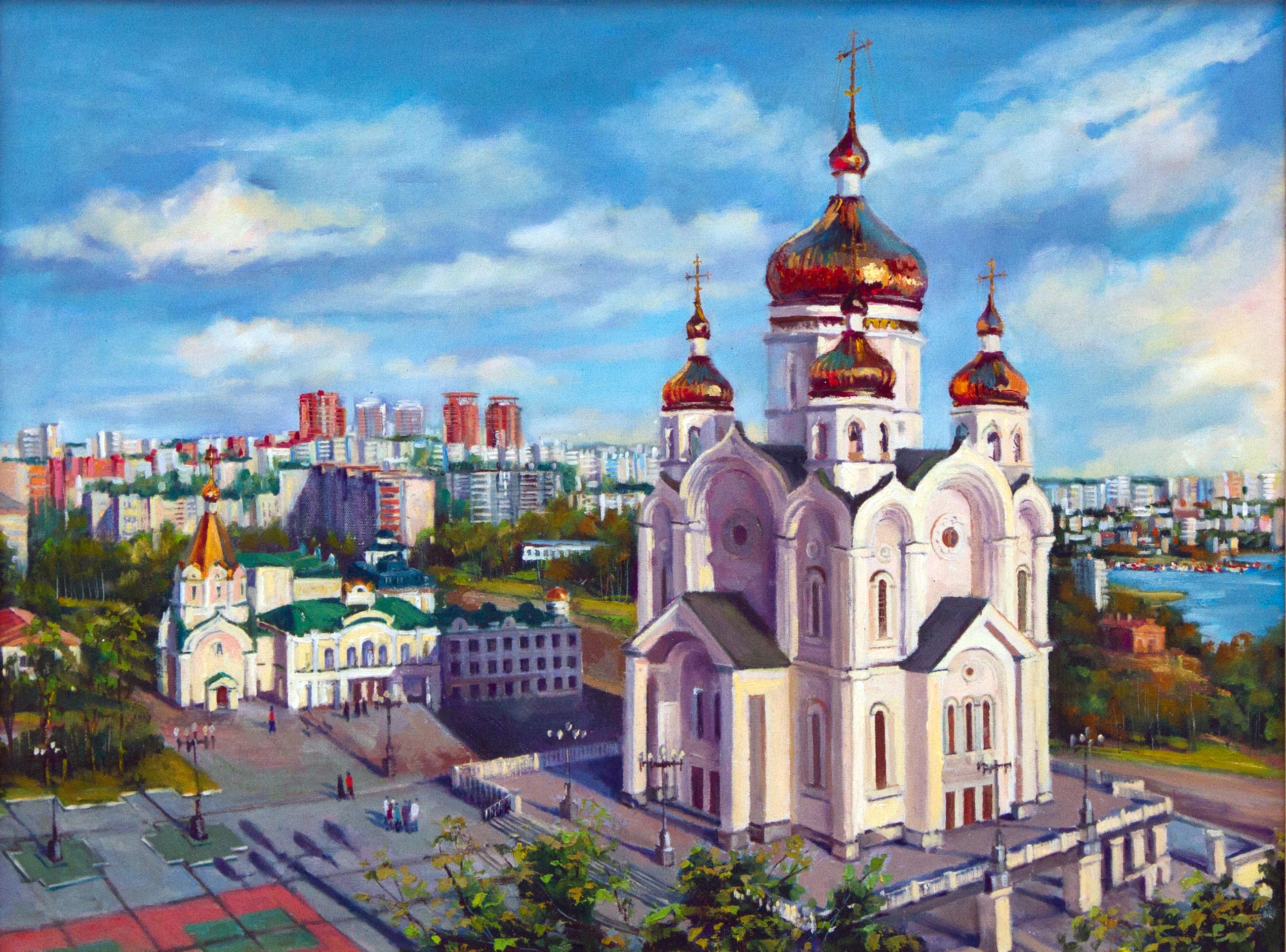 Кафедральный Собор и Семинария 60 х