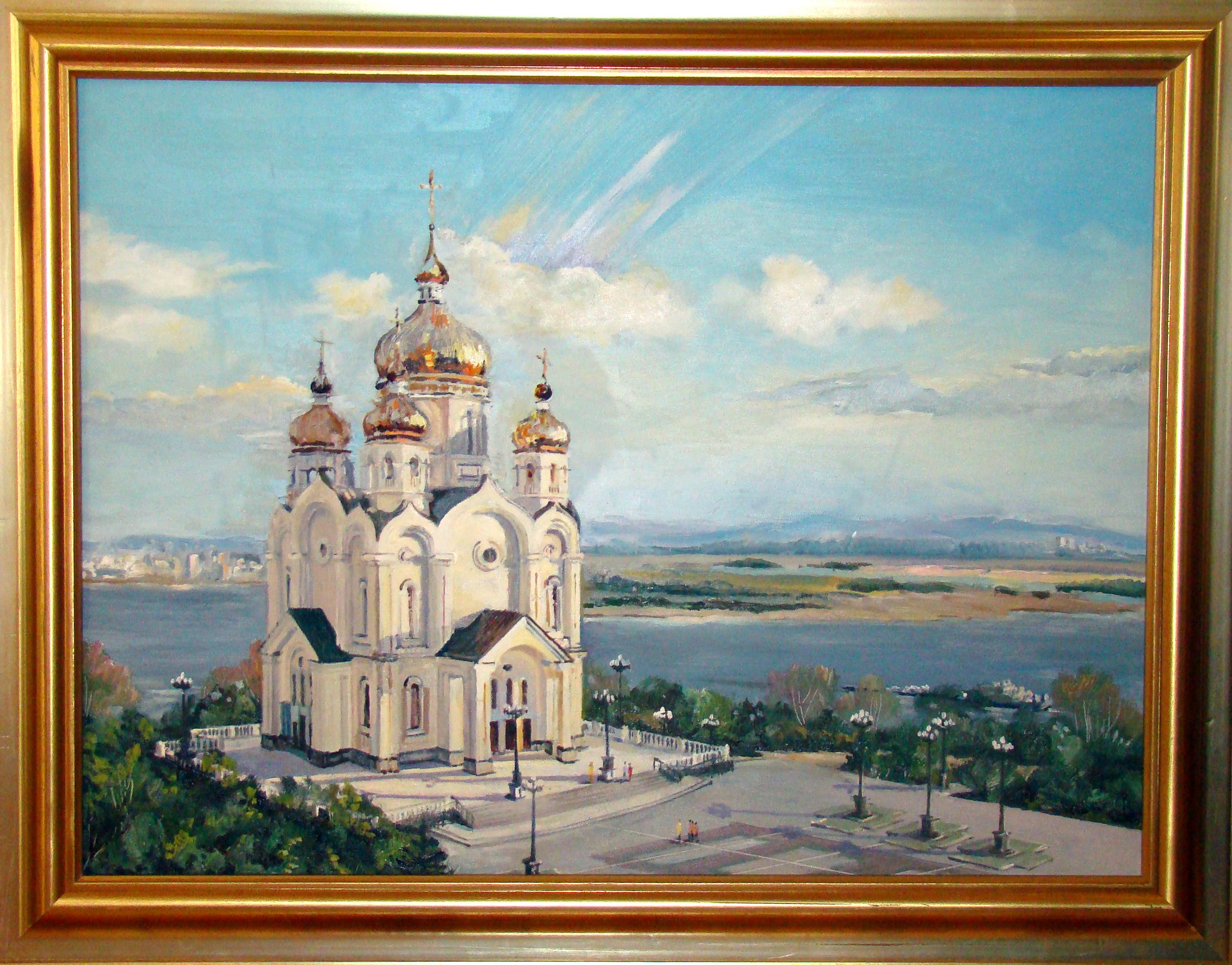Кафедральный Собор - 30 х 40 - 6 500