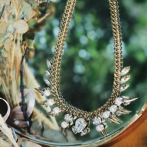 Rise Lariat Necklace