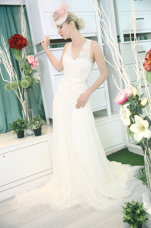 Just In Lace Wedding Dress