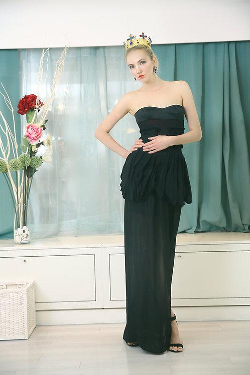 Allister Black Gown