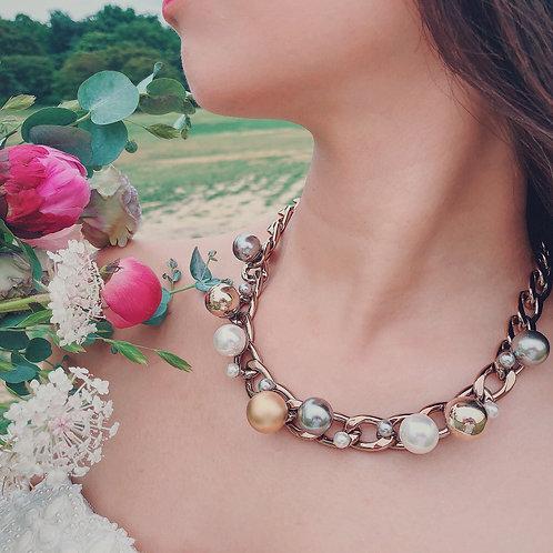 The Delos Charm Necklace