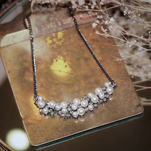 Let It Shine  Pearls Necklace