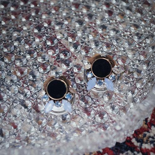[s.siren] Little Blue Earrings
