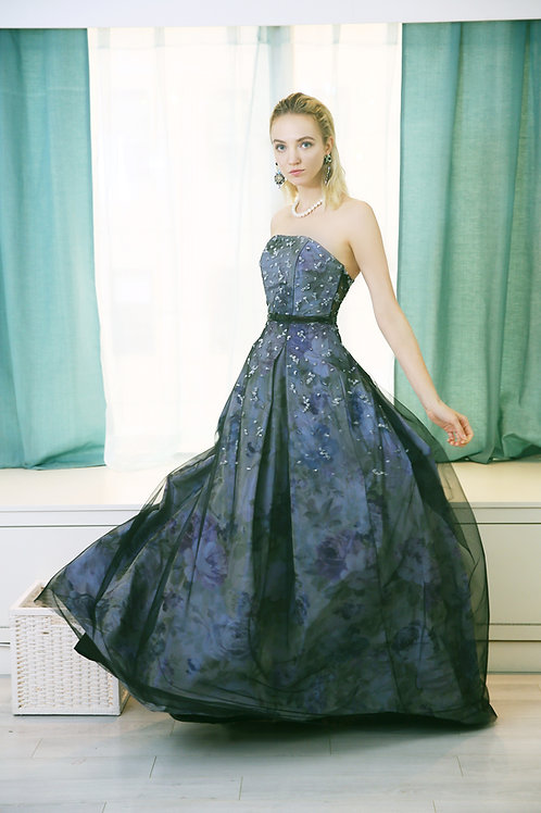 Urgonia Gown (Without Belt)