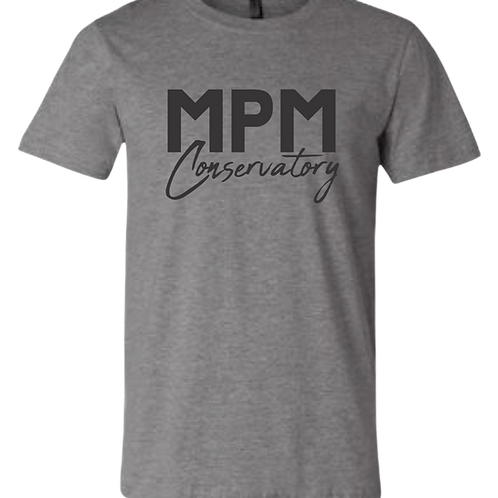 Show off your #MPMLove with this Limited Edition t-shirt