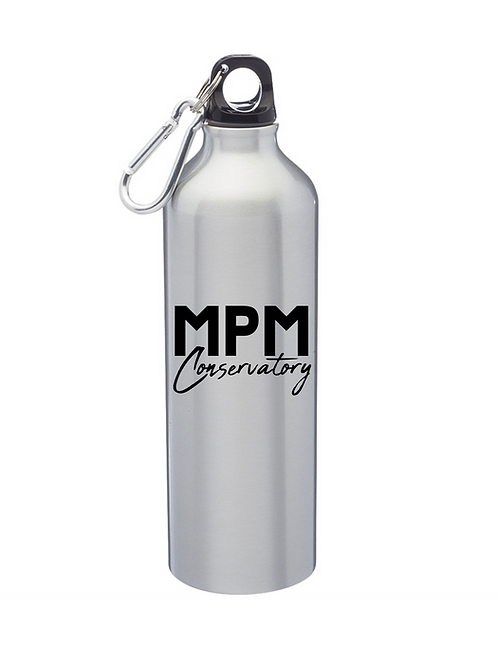 Join our #HydrationNation with the first ever MPM Conservatory Water Bottle