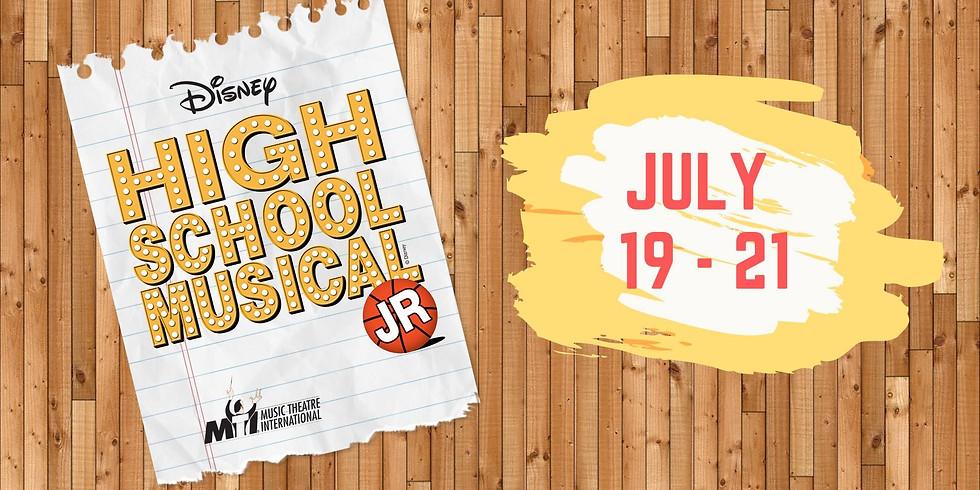 High School Musical Jr. 07/20/19