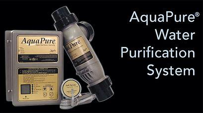 Jandy Aquapure chlorinator salt system