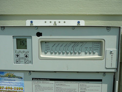 Jandy RS Control Panel