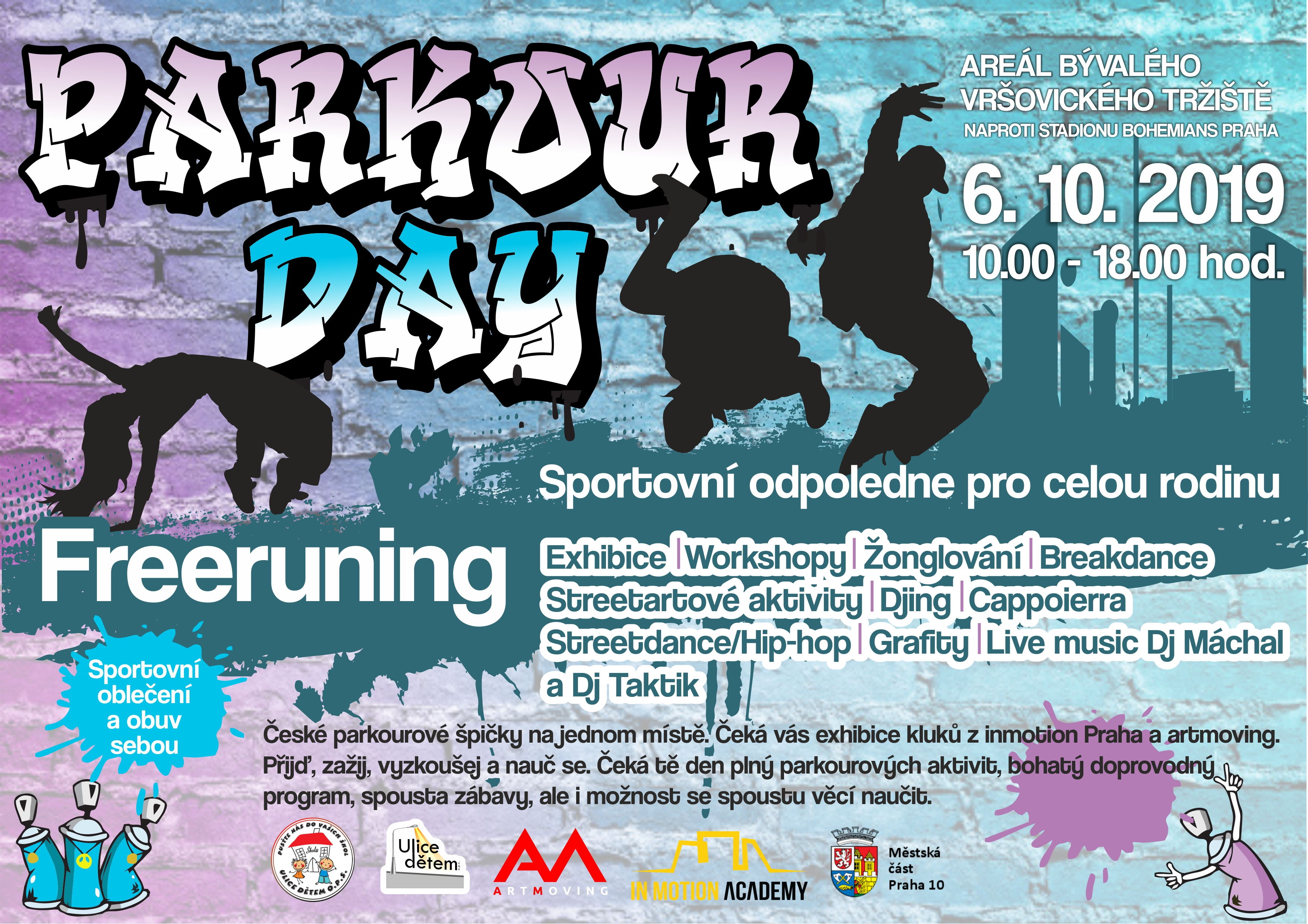 Parkour Day 6.10.