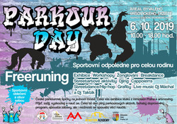 Parkour Day 6.10.
