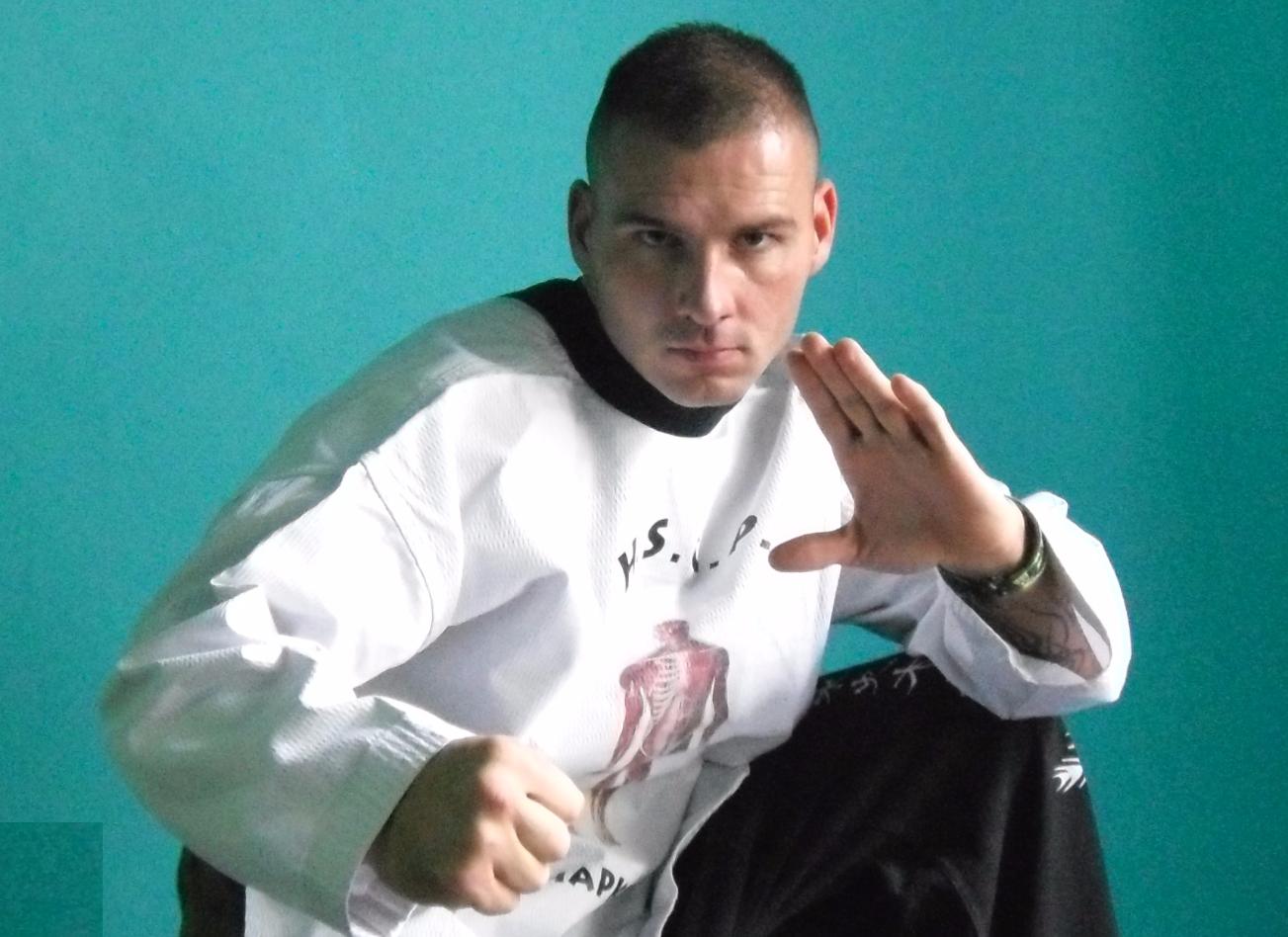 FRENKY FU-LANG -mistr bojového umění