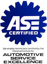 Fred Martin Collision Center ASE Certified