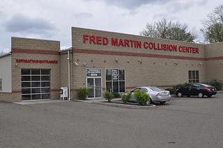 Fred Martin Collision