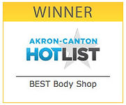 Fred Martin Collision Center Hotlist winner