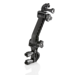 Extended Pole/Bar Mount w/ Universal Pipe Bar Mnt