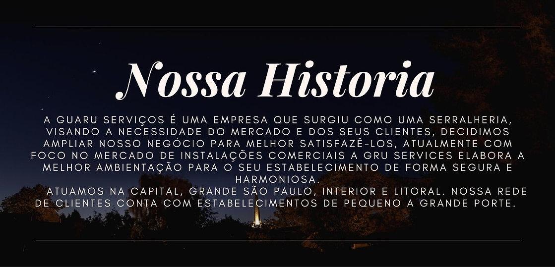 Nossa Historia