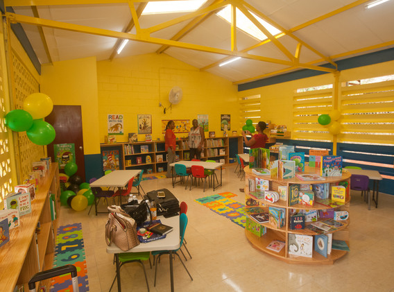Reading Owls Library at Charlton Infant