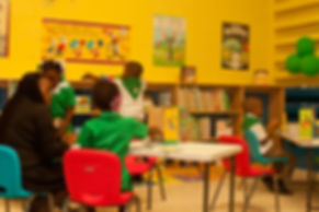 Reading Ows Library, Charlton Infant
