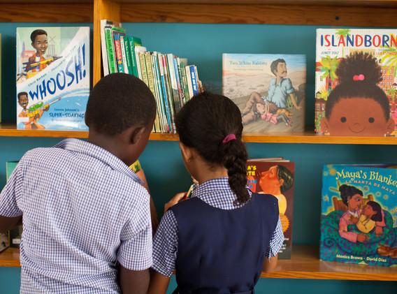 Carron Hall Primary, eastern Jamaica