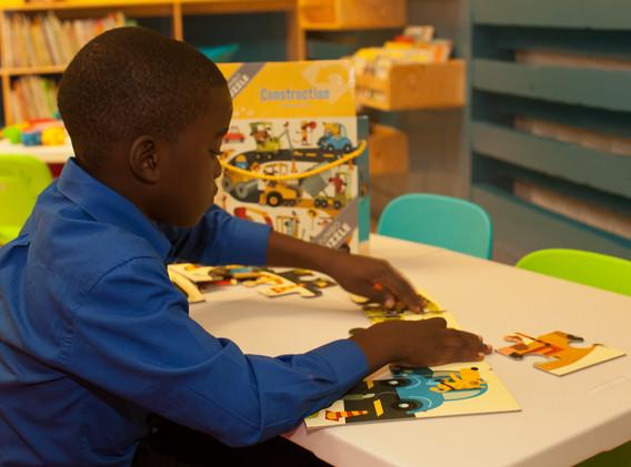 ROI library, Charlton Infant