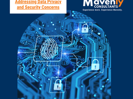 A Way Forward: Addressing Data Privacy and Security Concerns
