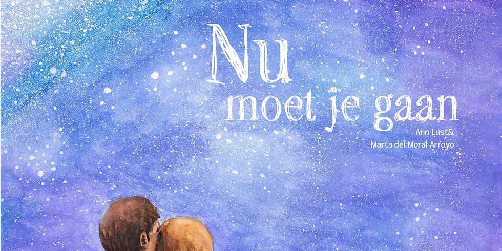 Boekvoorstelling Nu moet je gaan op Wereldlichtjesdag 12/12/21 Brugge