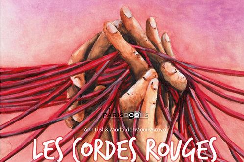 Prentenboek Les cordes rouges