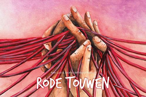 Prentenboek Rode touwen
