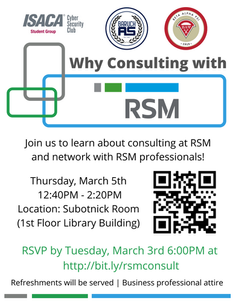 Why Consulting with RSM