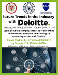 Future Trends in the Industry with Deloitte