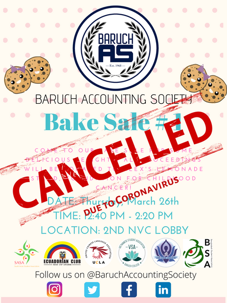 Bake Sale #1