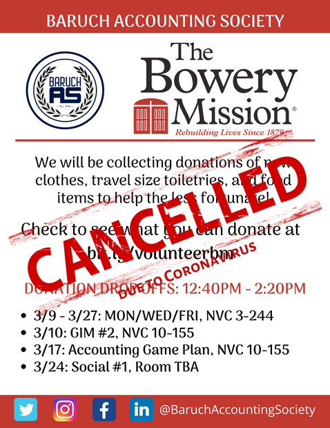 The Bowery Mission Drive