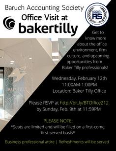 Office Visit at Baker Tilly
