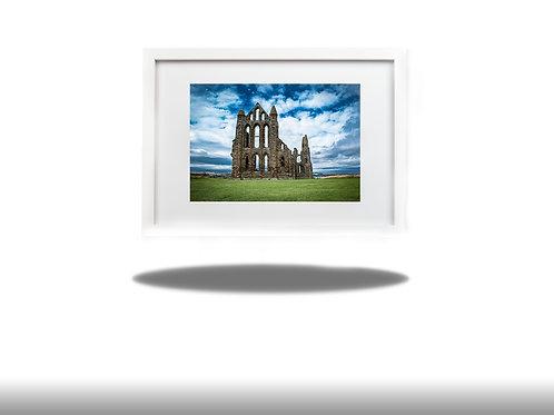 A3 Whitby Abbey