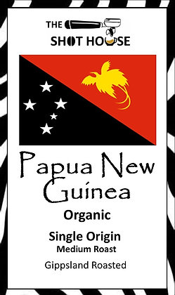 Papua New Guinea Organic