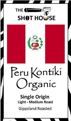 Peru Kontiki Organic