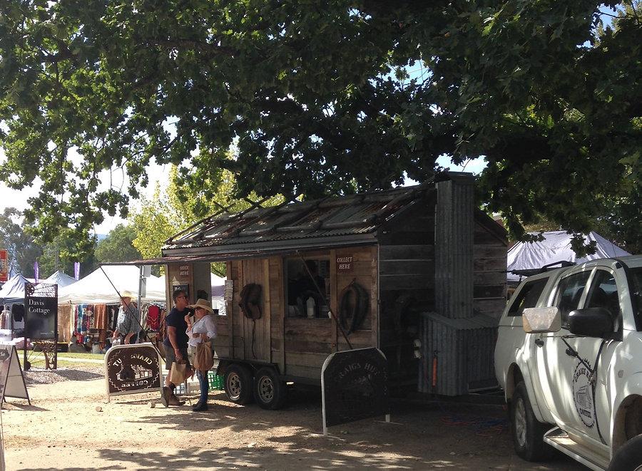 Craig's Hut Coffee Market