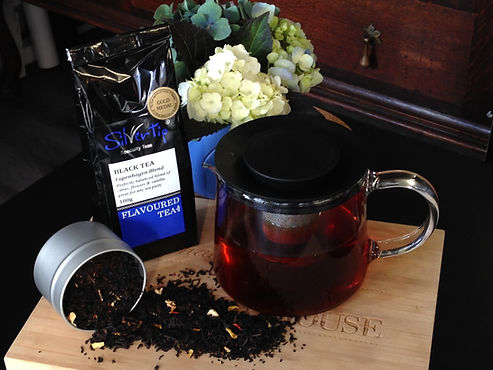 The Shot House Yarragon Pot of Tea