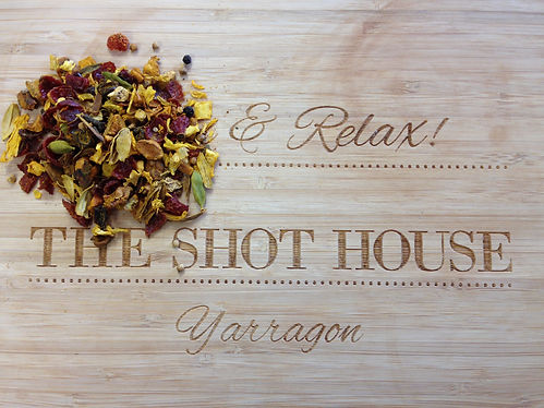 The Shot House Yarragon Chai Board