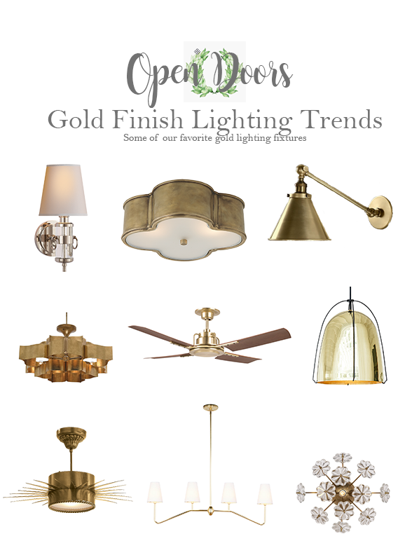 Get The Look: Go Bold with Gold