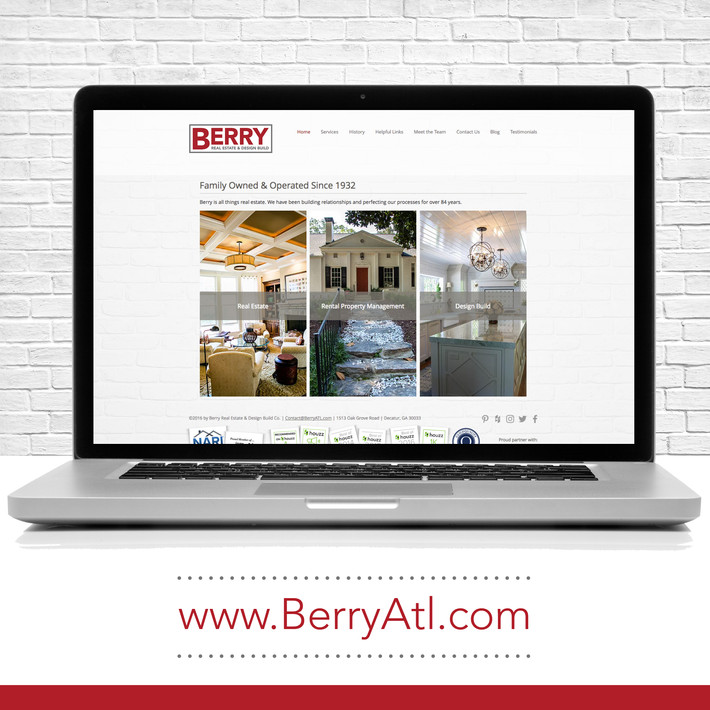Happy New Year from Berry: All Things Real Estate.