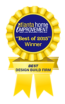 Best Design Build Firm 2015