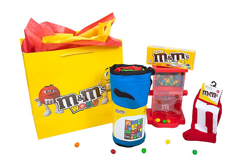 M&M Collectible Gift Set